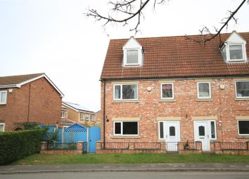 3 bed semi-detached house for sale in Hund Oak Drive, Hatfield, Doncaster DN7