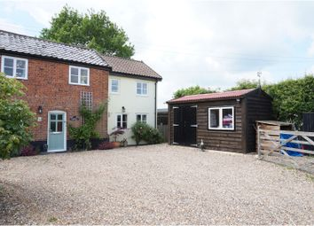 Thumbnail 3 bed cottage for sale in Earlsford Road, Eye