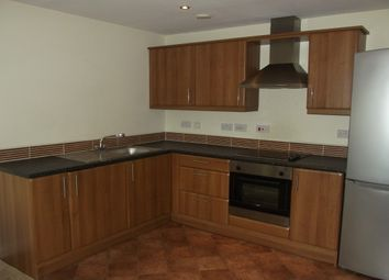 Thumbnail 2 bed flat to rent in The Plaza, Victoria Road, Pollokshields