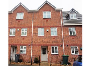 Thumbnail 4 bed terraced house for sale in Thunderbolt Way, Tipton