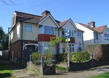 Thumbnail 4 bed semi-detached house to rent in Woodland Gardens, Isleworth