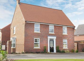 "Thumbnail 4 bed detached house for sale in ""Cornell"" at Westend, Stonehouse"