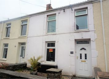 Thumbnail 3 bed terraced house for sale in Station Road, Llangennech