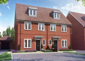 "Thumbnail 4 bedroom property for sale in ""The Kearfield"" at Cotts Field, Haddenham, Aylesbury"