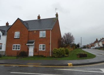 Thumbnail 3 bed property to rent in Poplar Way, Evesham, Worcestershire