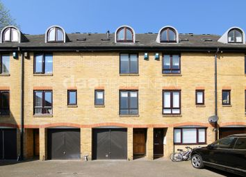 Thumbnail 4 bed terraced house to rent in Waveney Close, Wapping