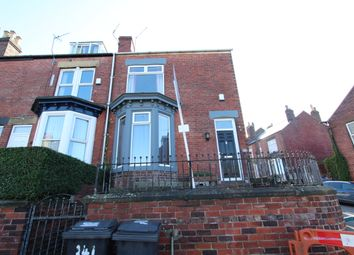 Thumbnail 4 bed end terrace house to rent in Junction Road, Sheffield