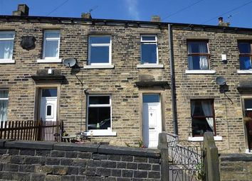 Thumbnail 3 bedroom terraced house for sale in Ryefield Road, Golcar, Huddersfield
