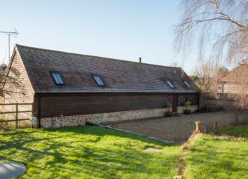 Thumbnail 3 bed detached house for sale in Strongrove Hill, Bath Road, Hungerford