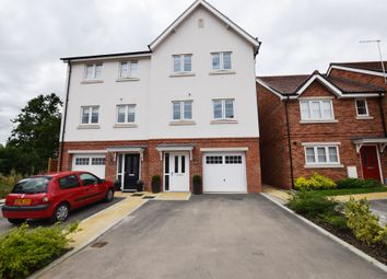 Thumbnail 4 bed semi-detached house for sale in Turvin Cresent, Gilston, Harlow