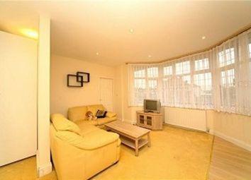 Thumbnail 1 bed flat to rent in Powys Lane, London