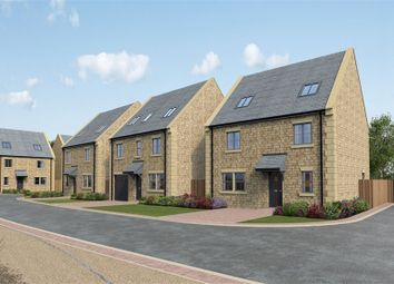 Thumbnail 4 bed detached house for sale in Lakeside View, Church Street, Greasbrough, Rotherham, South Yorkshire