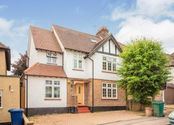 Thumbnail 5 bed semi-detached house for sale in Welbeck Road, Barnet