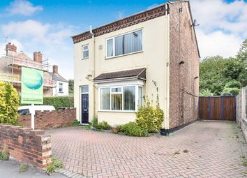 Thumbnail 3 bed detached house for sale in Hillside School Drive, Stanton Road, Stapenhill, Burton-On-Trent