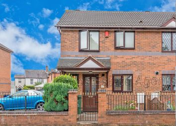 Thumbnail 2 bed end terrace house for sale in Old Penkridge Mews, Cannock