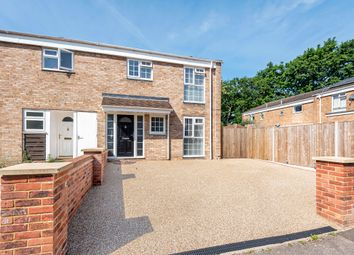 Thumbnail 3 bed end terrace house for sale in Viking Close, Lordshill, Southampton