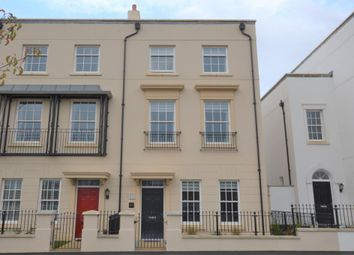 Thumbnail 4 bed end terrace house for sale in Aquarius Drive, Sherford, Plymouth