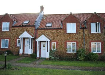 Thumbnail 1 bedroom flat to rent in Hunstanton Road, Dersingham, King's Lynn