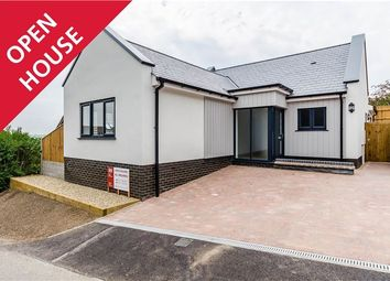 Thumbnail 3 bed detached bungalow for sale in High Street, Sutton, Ely
