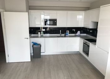 Thumbnail 1 bed flat to rent in High Road, London, Wembley