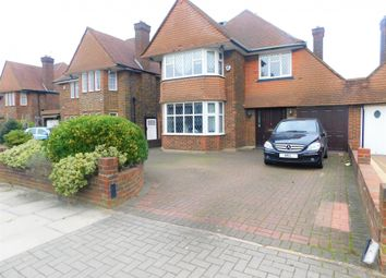 Thumbnail 5 bed detached house for sale in The Paddocks, Wembley, Middlesex HA99Hb