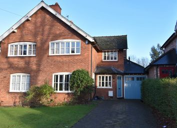 3 bed semi-detached house for sale in Selly Oak Road, Bournville, Birmingham B30