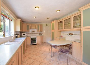 6 bed detached house for sale in Ryegrass Close, Walderslade, Chatham, Kent ME5