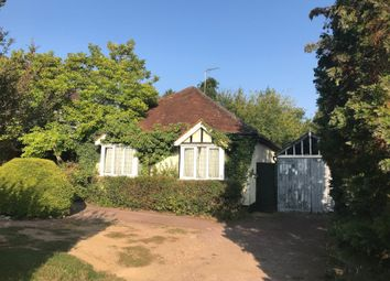 Bullfinch Lane, Sevenoaks, Kent TN13. 3 bed bungalow