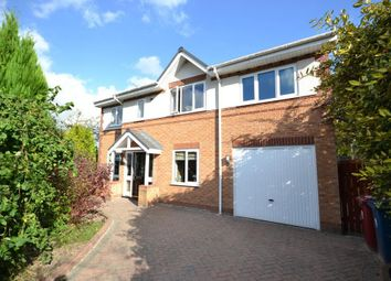 Thumbnail 5 bed detached house for sale in Knunck Knowles Drive, Clitheroe