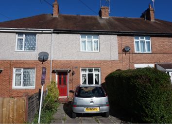 Thumbnail 2 bed terraced house for sale in Peel Road, Warwick
