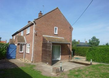Thumbnail 2 bed semi-detached house to rent in Main Road, Holme, Hunstanton