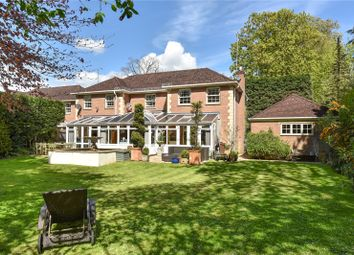 Thumbnail 5 bed detached house for sale in Langton Place, Charlton Kings, Cheltenham, Gloucestershire