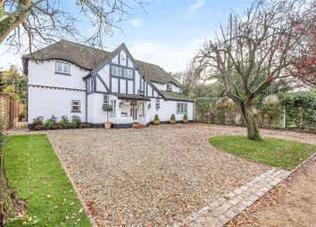 Guildford Lodge Drive, East Horsley, Leatherhead KT24. 4 bed detached house for sale