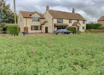 Thumbnail 4 bed semi-detached house for sale in Low Road, Beccles, Haddiscoe