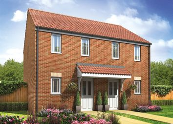"Thumbnail 2 bedroom semi-detached house for sale in ""The Morden"" at Primula Close, Weymouth"