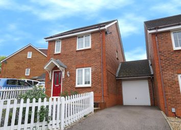 Thumbnail 3 bed link-detached house for sale in Fairfield Way, Stevenage