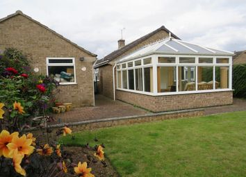 Thumbnail 2 bed detached bungalow for sale in Angus Close, Stamford
