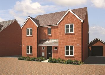 "Thumbnail 4 bed detached house for sale in ""The Cartmel 1"" at Fogwell Road, Botley, Oxford"