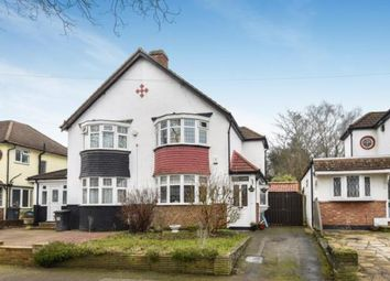 Thumbnail 2 bed semi-detached house for sale in Chestnut Avenue, West Wickham