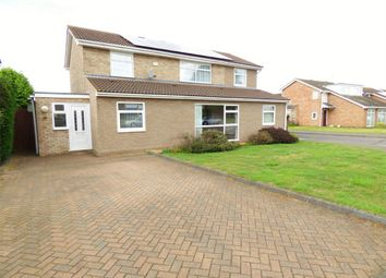 Thumbnail 5 bedroom detached house for sale in Bradwell Road, Peterborough, Cambridgeshire