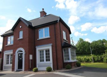 Thumbnail 3 bed detached house for sale in Woodfort Gardens, Fairfields, Lisburn