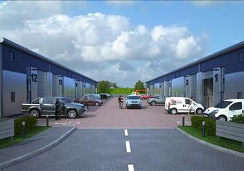 Thumbnail Light industrial for sale in Block B, Unit 8, Precision 4 Business Park, Eurolink 4, Sittingbourne, Kent