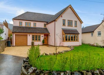 Thumbnail 4 bed detached house for sale in Tuttors Hill, Cheddar