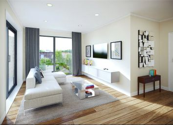 Thumbnail 1 bed flat for sale in Riemann Court, Parkside, Bow Common Lane