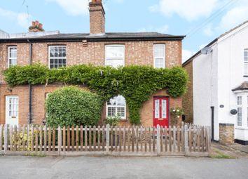 Thumbnail 3 bed semi-detached house for sale in Binfield Road, Byfleet, West Byfleet