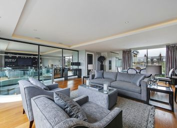 Thumbnail 3 bed flat to rent in Sloane Street, London
