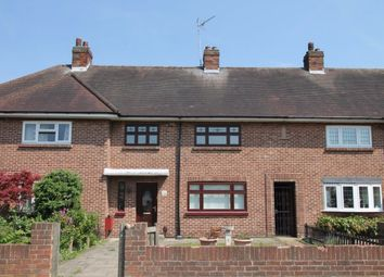 Thumbnail 3 bed terraced house for sale in Cross Road, Mawneys, Romford