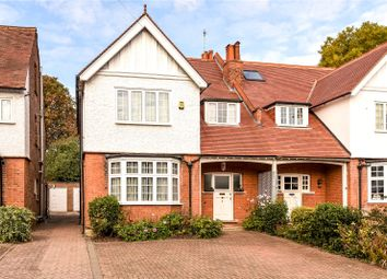 Thumbnail Semi-detached house for sale in Woodridings Avenue, Pinner, Middlesex