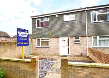Thumbnail 3 bed end terrace house for sale in Northview, Swanley, Kent
