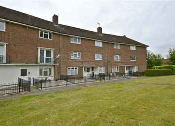 Thumbnail 2 bed flat for sale in Trussell Crescent, Winchester, Hampshire
